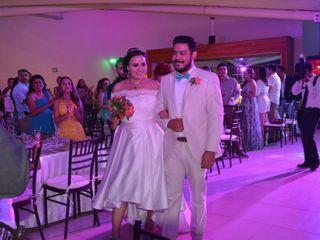 La boda de Ninel y Iván