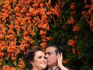 La boda de May y Manu 1