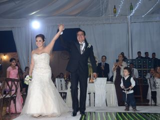 La boda de May y Manu