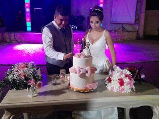La boda de Karla  y Rafa 1