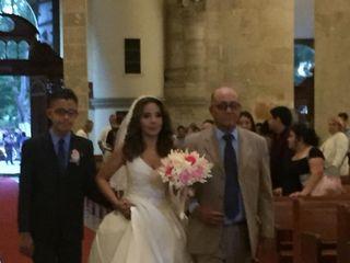 La boda de Karla  y Rafa 2