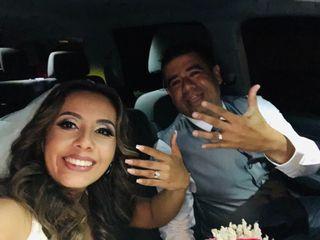 La boda de Karla  y Rafa