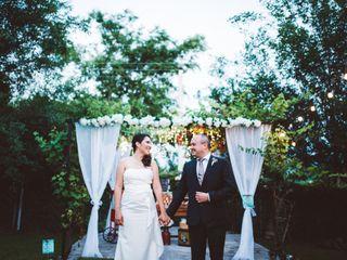 La boda de Aracely y Eduardo