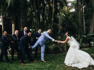 La boda de Karen y Axel 1