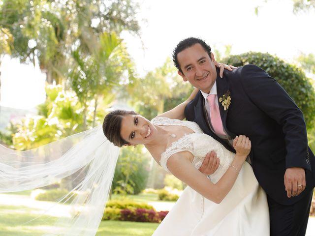 La boda de Amaya y Diego