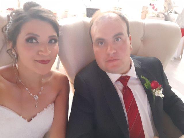 La boda de Nayely y Alberto