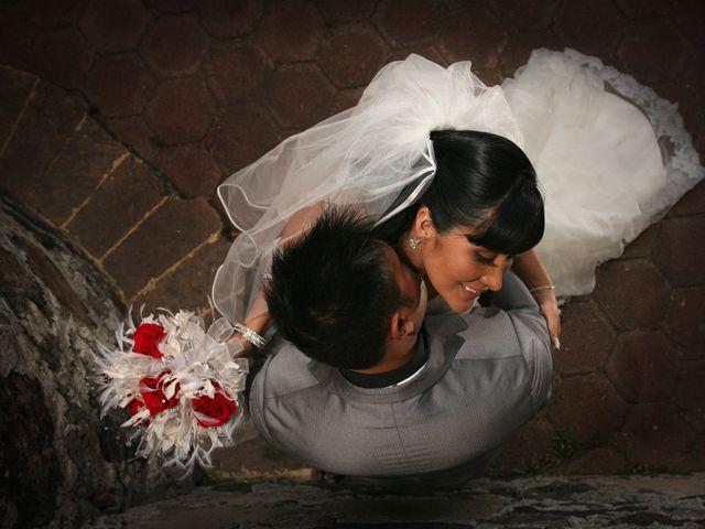 La boda de Vane y Pedro