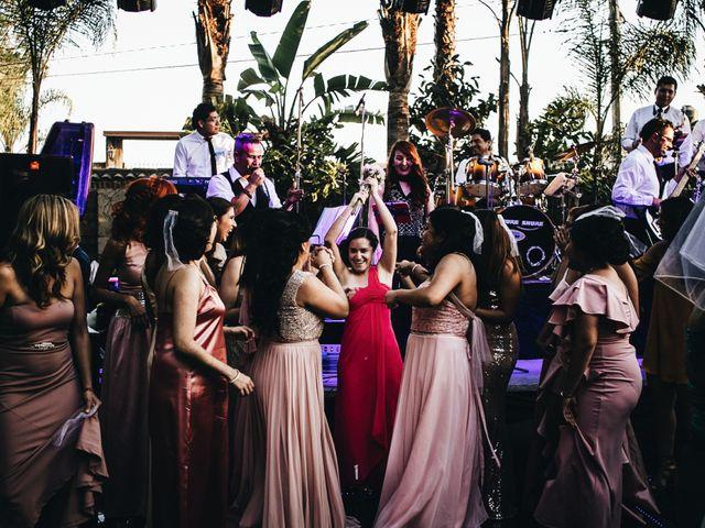 La boda de Axel y Karen en Tonalá, Jalisco 6