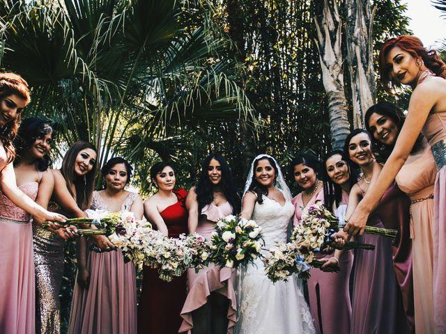 La boda de Axel y Karen en Tonalá, Jalisco 16