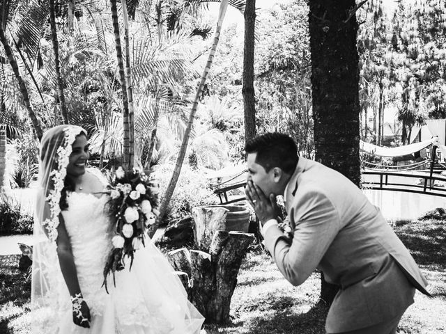 La boda de Axel y Karen en Tonalá, Jalisco 17