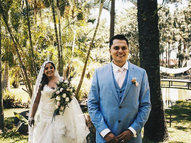 La boda de Axel y Karen en Tonalá, Jalisco 19