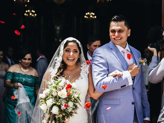 La boda de Axel y Karen en Tonalá, Jalisco 24