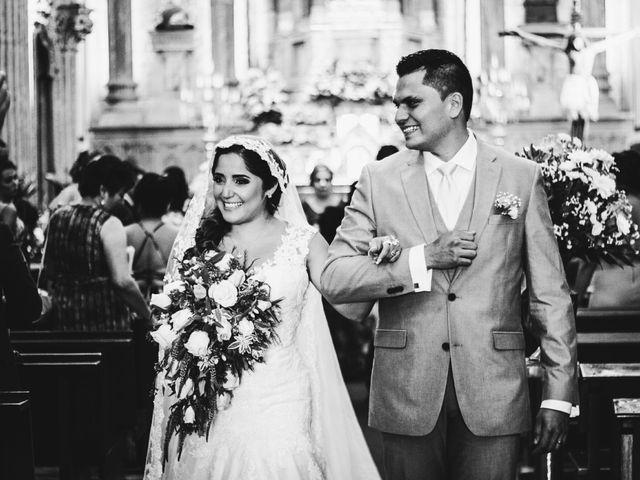 La boda de Axel y Karen en Tonalá, Jalisco 25