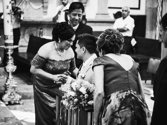 La boda de Axel y Karen en Tonalá, Jalisco 26