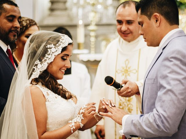 La boda de Axel y Karen en Tonalá, Jalisco 30