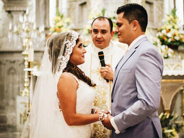 La boda de Axel y Karen en Tonalá, Jalisco 31