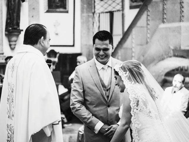 La boda de Axel y Karen en Tonalá, Jalisco 32