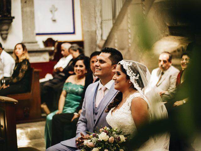 La boda de Axel y Karen en Tonalá, Jalisco 33