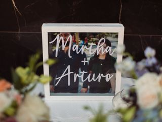 La boda de Martha y Arturo 2