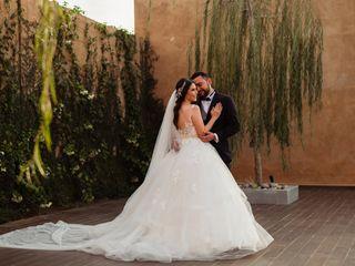 La boda de Martha y Arturo