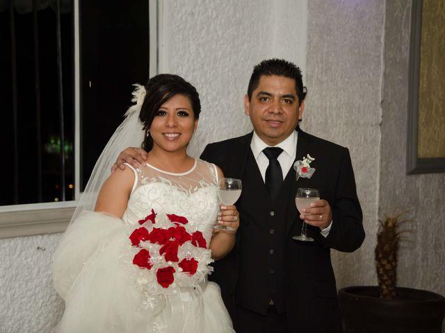 La boda de Rebeca y Andrés