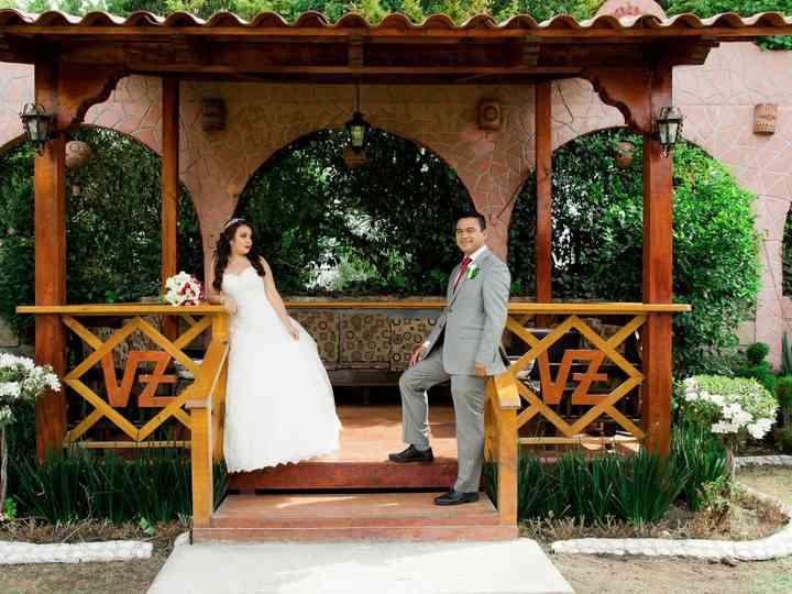 La boda de Nancy y Artemio