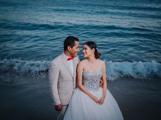 La boda de Veronica y Albert