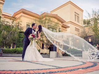 La boda de Lucy y Aldo
