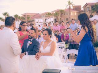 La boda de Rosy  y Óscar