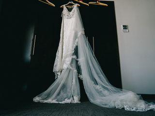 La boda de Samantha y Valerio 2