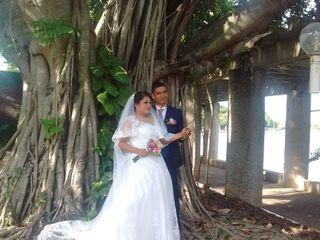 La boda de Inocente y Yolanda Leticia 1