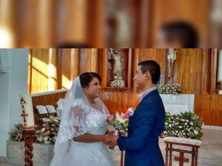 La boda de Inocente y Yolanda Leticia 2