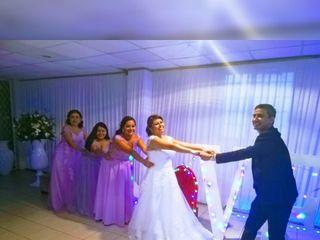 La boda de Inocente y Yolanda Leticia 3
