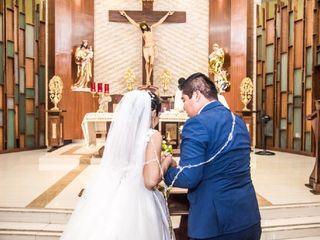 La boda de Fernando y Arali