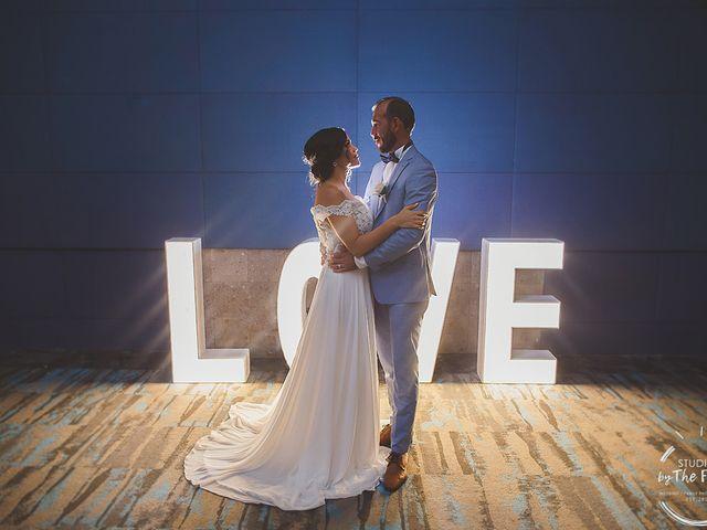 La boda de Gaby y Yair