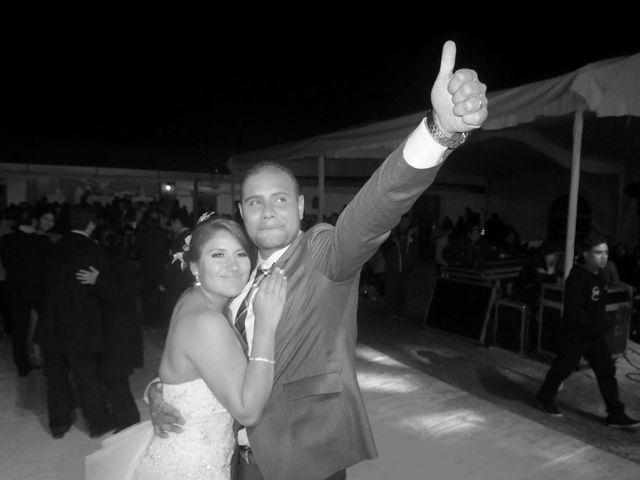 La boda de Edna y Juan