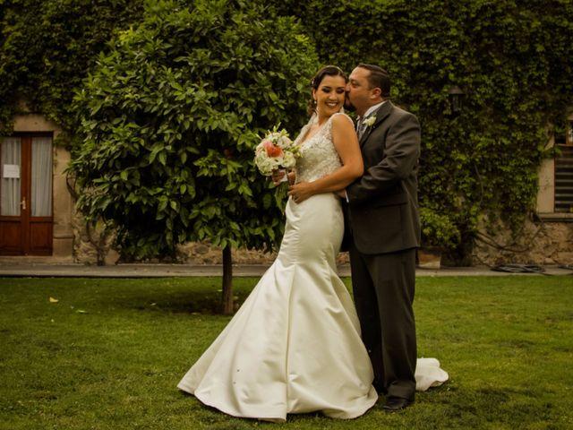 La boda de Nancy y José Miguel
