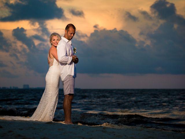 La boda de Kristina y Geoff