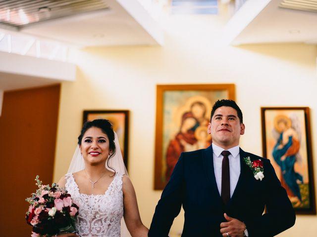 La boda de Samantha y Valerio
