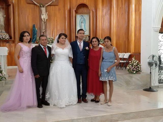 La boda de Yolanda Leticia y Inocente en Villahermosa, Tabasco 2