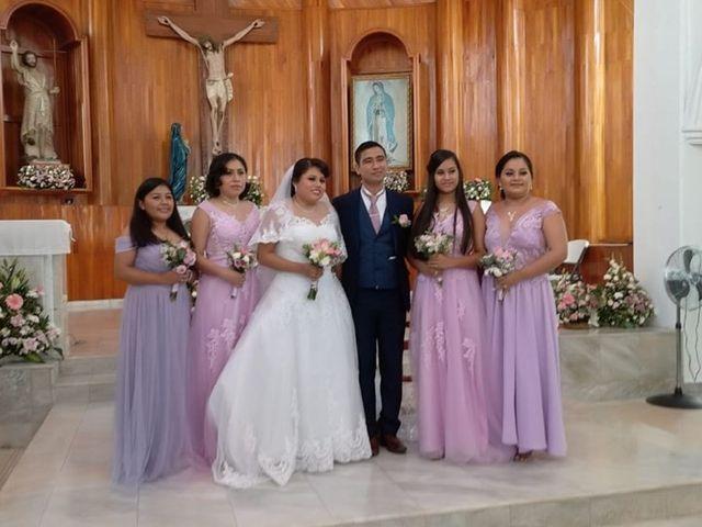 La boda de Yolanda Leticia y Inocente en Villahermosa, Tabasco 6