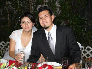 La boda de Karen  y Pablo