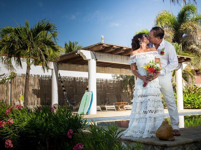 La boda de Denisse y Carl