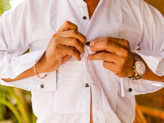 La boda de Marcus y Anna en Chetumal, Quintana Roo 5