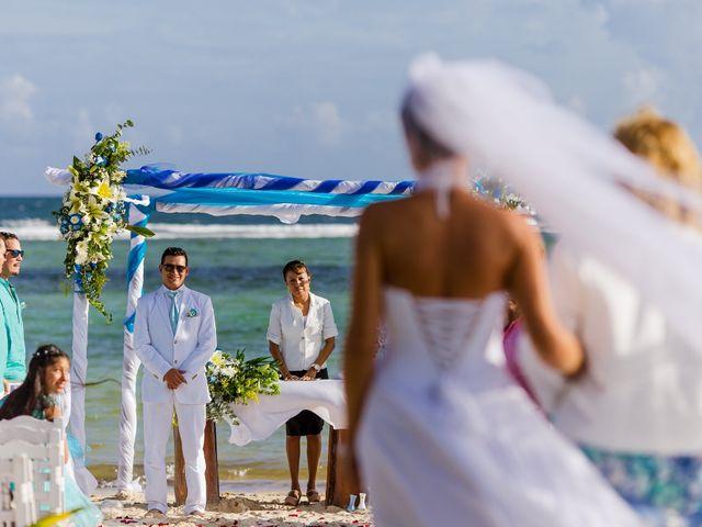 La boda de Marcus y Anna en Chetumal, Quintana Roo 15