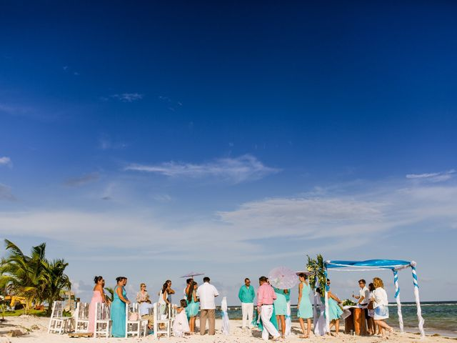 La boda de Marcus y Anna en Chetumal, Quintana Roo 28