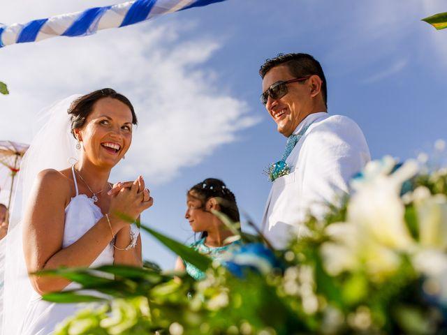 La boda de Marcus y Anna en Chetumal, Quintana Roo 17