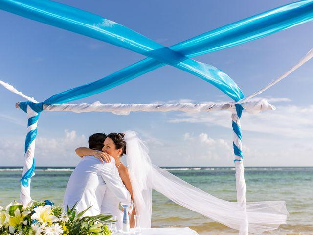 La boda de Marcus y Anna en Chetumal, Quintana Roo 16