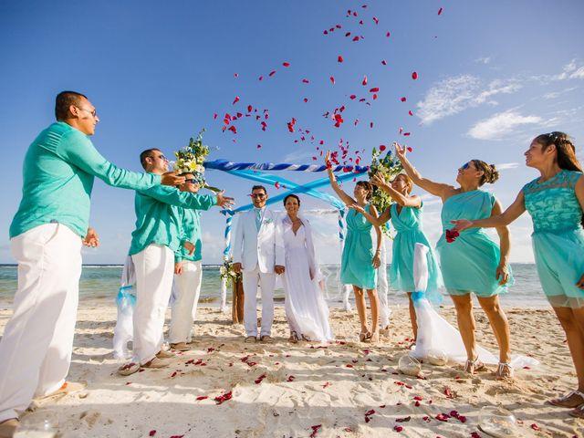 La boda de Marcus y Anna en Chetumal, Quintana Roo 27