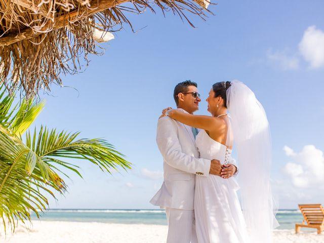 La boda de Marcus y Anna en Chetumal, Quintana Roo 24